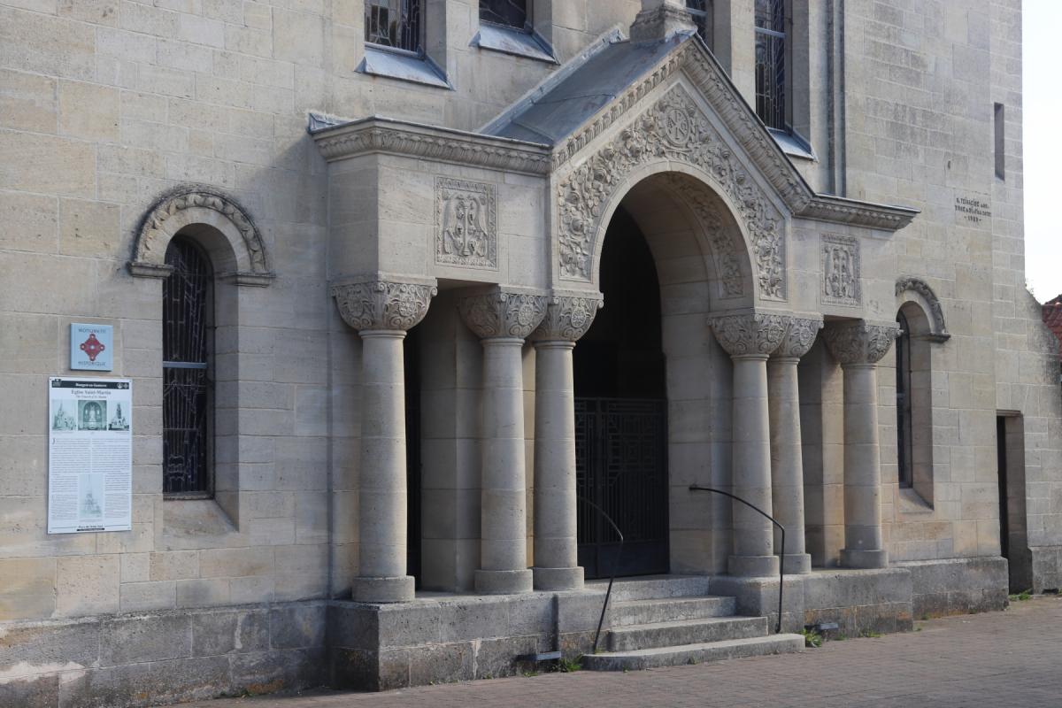 église Hangest-en-Santerre