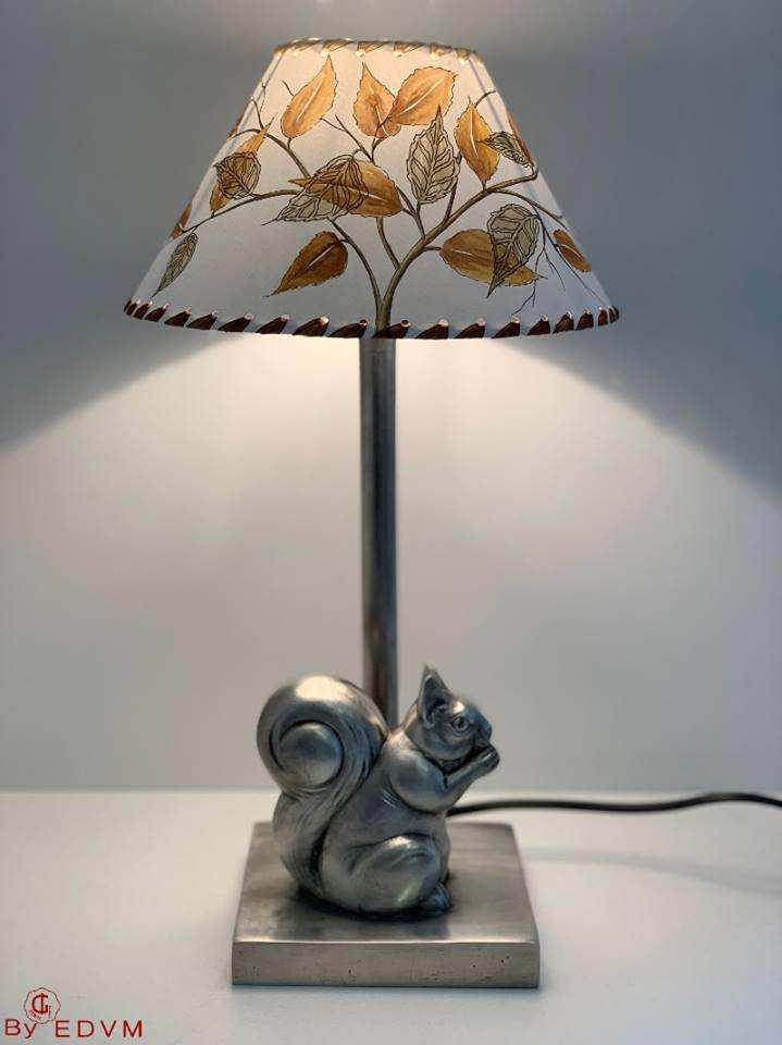 lampe-écureuil