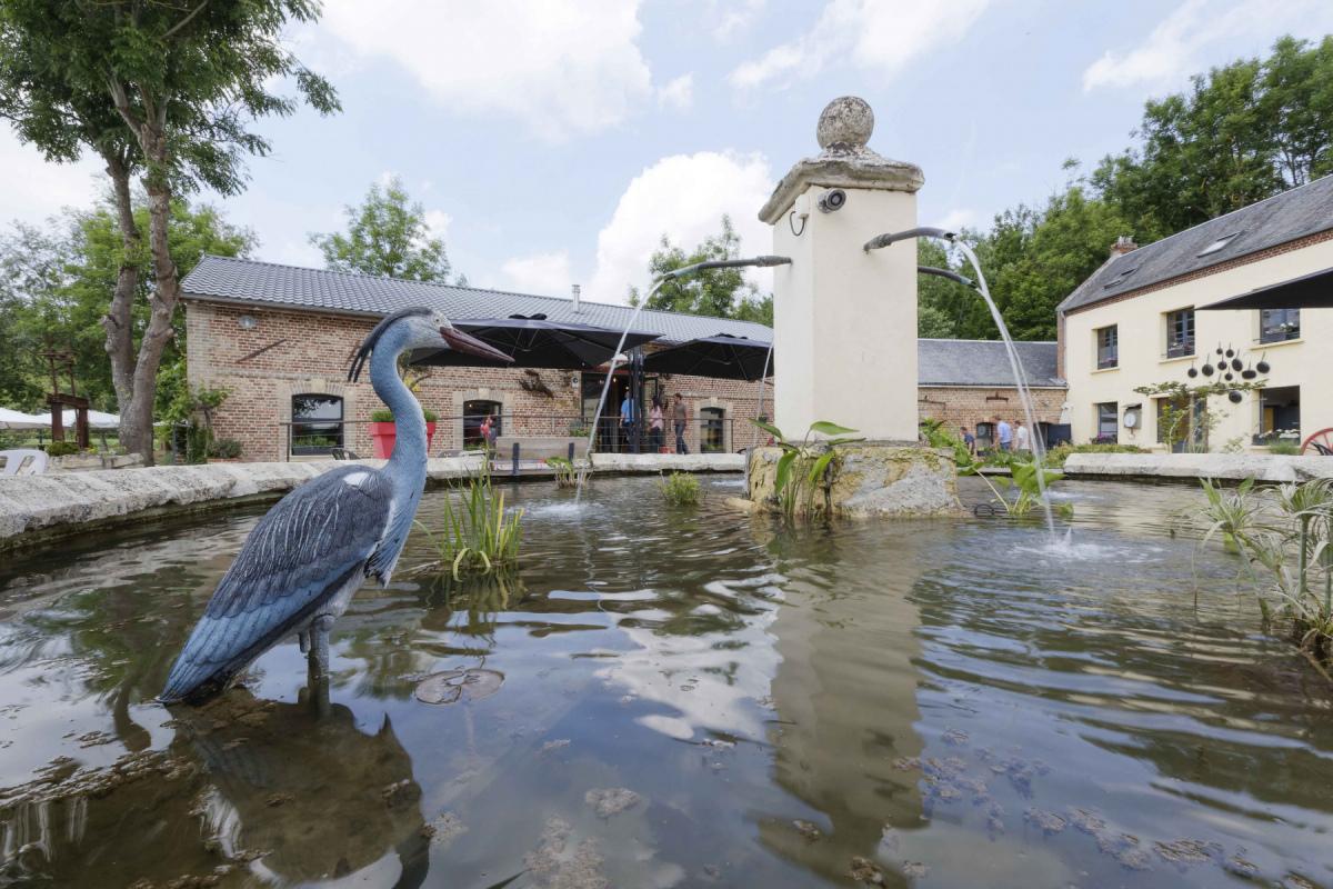le moulin des ecrevisses ailly sur noye